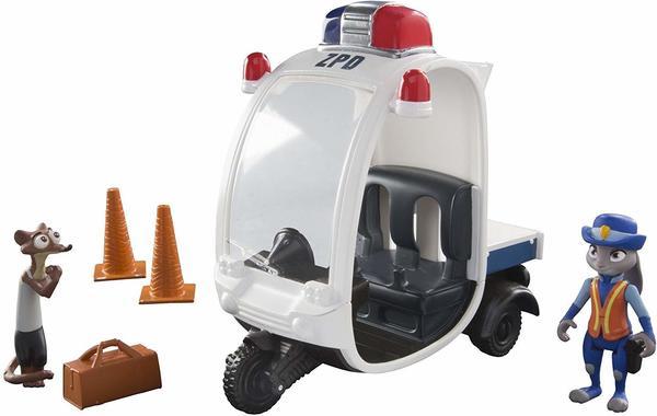 Tomy Zoomania - Judys Polizei-Auto