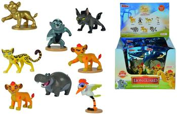 SIMBA Lion Guard Sammelfiguren, 16-sort.