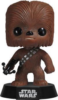 Funko Star Wars - Bobble-Head Chewbacca Pop