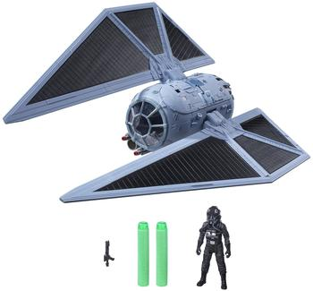 Hasbro Star Wars Rogue One Fahrzeug - Tie-Striker mit 3,75 Figur (B7105EU4)