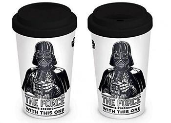 Star Wars Keramik Travel Mug Darth Vader 14cm tall