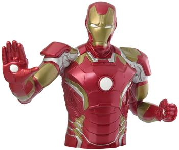 Monogram Marvel Avengers 2Iron Man Brustumfang Bank