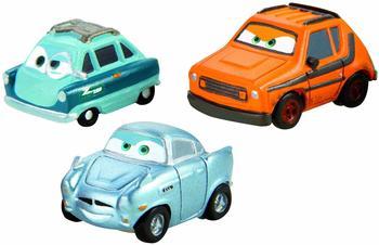 Mattel Cars Micro Drifters 3er Pack