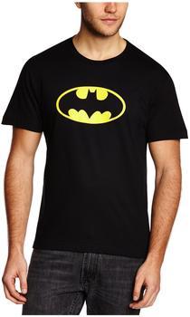 Batman Logo (T-Shirt,schwarz,größe Xl)