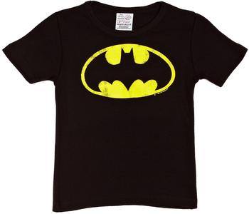 logoshirt-t-shirt-batman-groesse-104-116