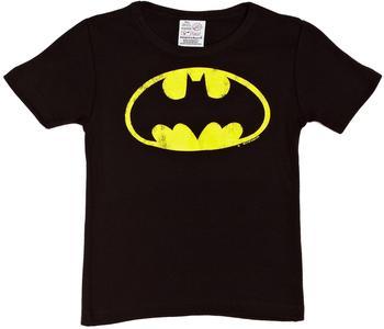 logoshirt-t-shirt-batman-groesse-92