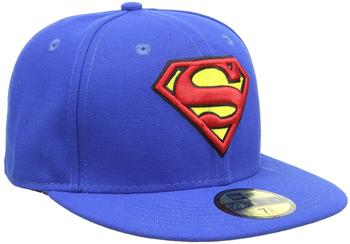 New Era Character Basic Superman blue 7 5/8