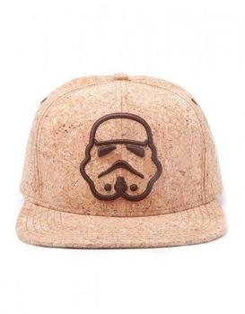 Bioworld Star Wars Snapback Cap Stormtrooper Cork