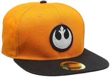 Bioworld Star Wars Snapback Cap The Resistance Logo