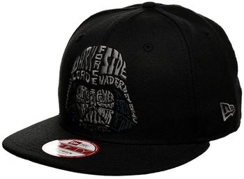 New Era Snapback Caps Star Wars Darth Vader schwarz, Grösse S/M