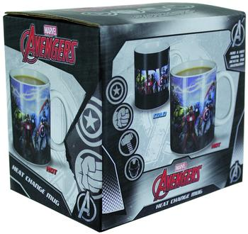 Paladone Marvel Thermoeffekt Becher