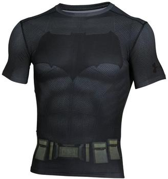 Under Armour Herren Kompressionsshirt Transform Yourself Batman