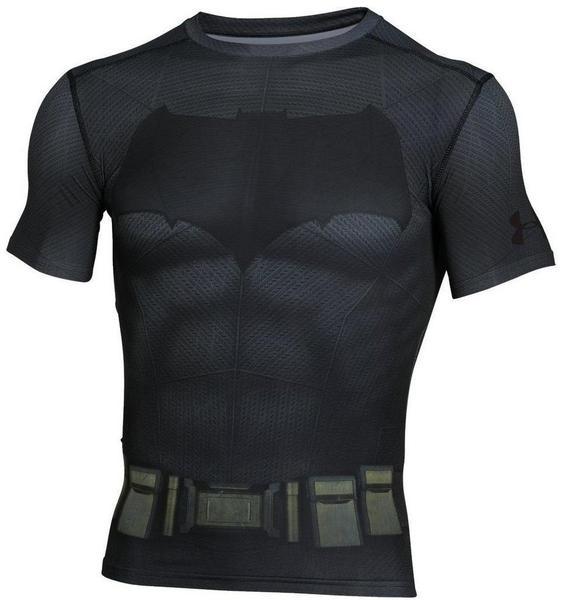 Under Armour Herren Kompressionsshirt Transform Yourself Batman