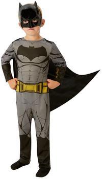 Rubies Batman Dawn of Justice Kinderkostüm schwarz/grau L