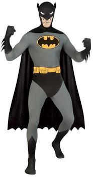 Rubie's Second Skin Batman S