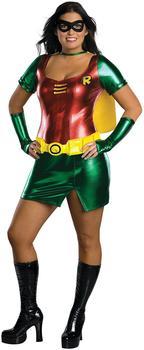 Rubie's Secret Wishes Women's Robin Costume - Teen Titans XS (888897)