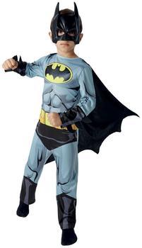 Rubies Batman Comic Kinderkostüm schwarz/grau M