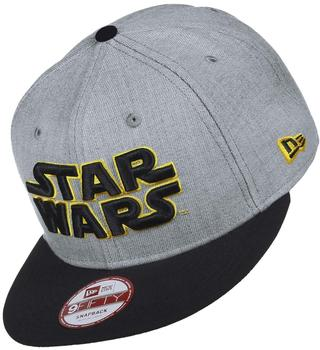 New Era Star Wars 9fifty grau, Grösse S/M