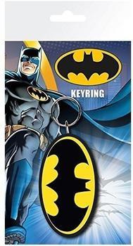 GB Eye Batman Schlüsselanhänger Comic Logo