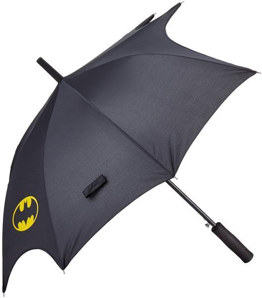 Batman Fledermaus, Spannweite - Regenschirm Circa 104 cm, Schwarz
