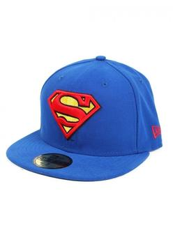 New Era Character Basic Superman 7 3/8