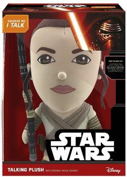 Jazwares Star Wars - Rey mit Sound 38 cm