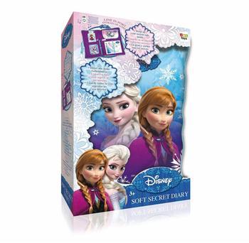 IMC Disney Frozen Soft Secret Diary