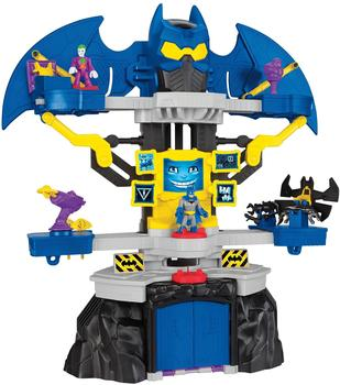 Mattel Batman vs. Superman Spielset Verwandlungsaction Bathöhle