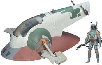 Hasbro Star Wars Rogue One Class II Fahrzeuge mit 3,75 Action Figur (B3672EU6)
