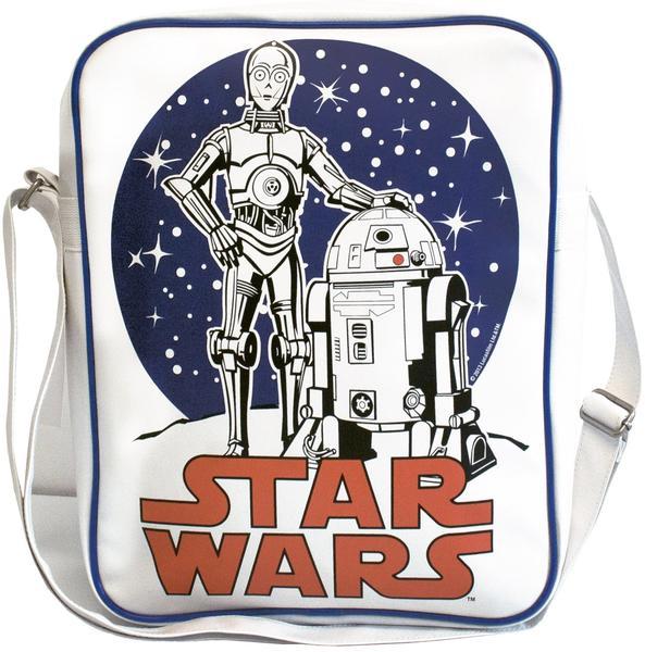 Logoshirt Star Wars C-3PO/R2-D2