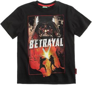 Star Wars T-Shirt The Clone Wars Betrayal schwarz Kinder Gr. 116
