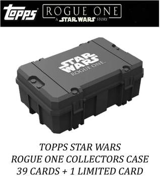 Topps Star Wars Rogue One Collector Box