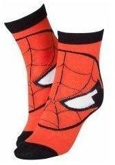 Bioworld Marvel Socken -39/42- Spiderman, rot