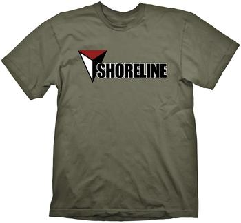 Uncharted 4 T-Shirt Shoreline Army