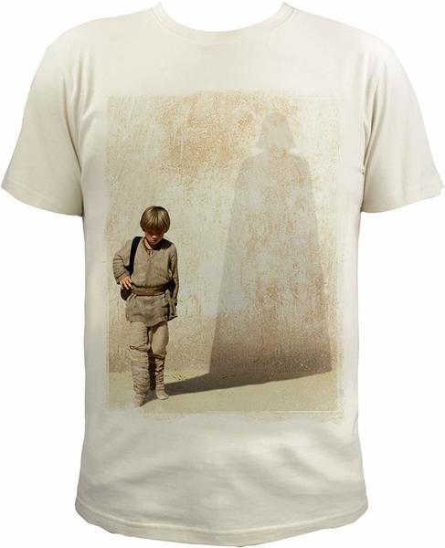 NBG Star Wars Anakin T-Shirt Beige Größe M