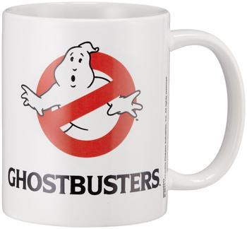 Pyramid Ghostbusters Logo Tasse