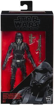 "Hasbro Star Wars Rogue One - The Black Series 6""- Imperialer Death Trooper"
