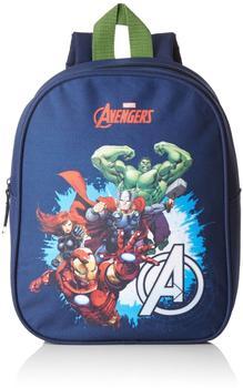 Marvel 20436-0600 Avengers Kinder-Rucksack, Blau