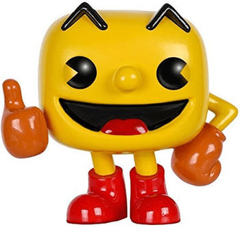 Funko Pop! Vinyl Games: PacMan 81
