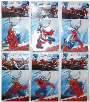 marvel-amazing-spiderman-2-soft-schluesselanhaenger-spiderman