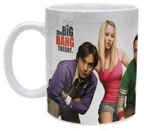 Pyramid Big Bang Theory Tasse Cast