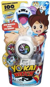 Hasbro Yo-Kai Watch Uhr inkl. 2 Medaillen