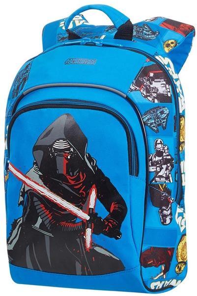 American Tourister Star Wars Saga Kinderrucksack S+ blau