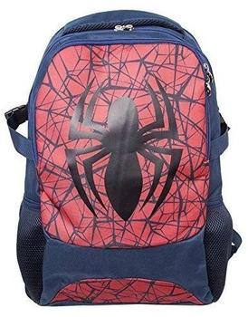 Marvel Spiderman Rucksack Ultimate Spiderman Logo