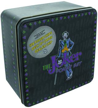 Paladone The Joker Poker Set