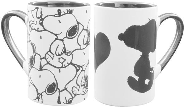 United Labels Peanuts 2er Set Tasse Snoopy