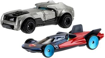Batman Hot Wheels Dwupak, Batman & Superman