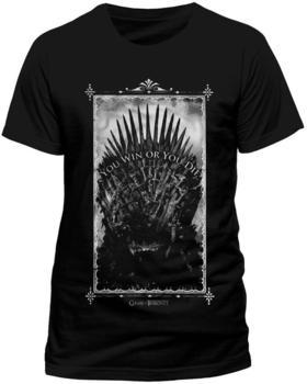 Soulfood Win Or Die (T-Shirt,schwarz,größe S)