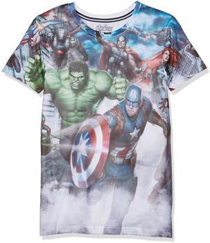 Flashpoint Avengers T-Shirt -158-164- Helden