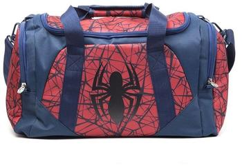Flashpoint Spiderman Seesack the Ultimate Spiderman Logo